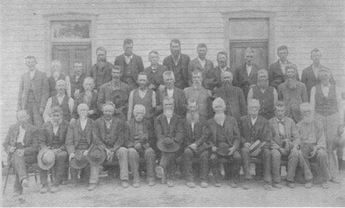 Greene County Civil War Vets
